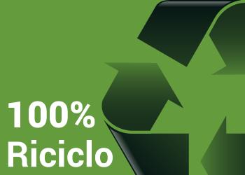 100% Riciclo